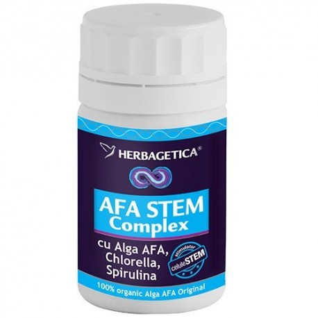 AFA STEM Complex - Herbagetica 70 cps