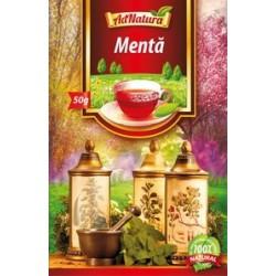 Ceai menta frunze - Adserv
