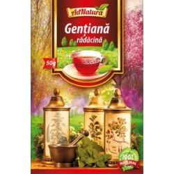 Ceai Gentiana radacina - Adserv