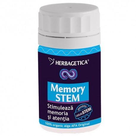 Memory Stem - Herbagetica 70 cps