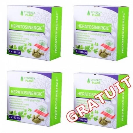 HepatoSinergic - Plant Synergy