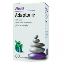 Adaptonic - Alevia 60 cpr