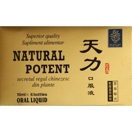 Natural Potent Tian Li - L&L Advancedmed – 6 fiole