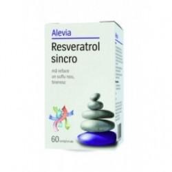 Resveratrol Sincro - Alevia 60 cps
