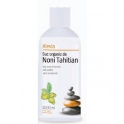 Suc organic de Noni Tahitian - Alevia 1000ml