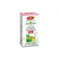 Colon sănătos 60cps - Fares
